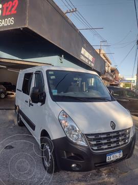 Renault Master Furgon L1H1 usado (2017) color Blanco Glaciar precio $3.800.000