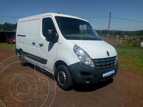 Renault Master 2.3 Furgon L1H1 Confort AA ABCP ABS (130cv) (L13) usado (2013) color Blanco precio $2.185.000