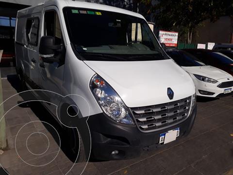 Renault Master Furgon L1H1 usado (2017) color Blanco Glaciar precio $2.900.000