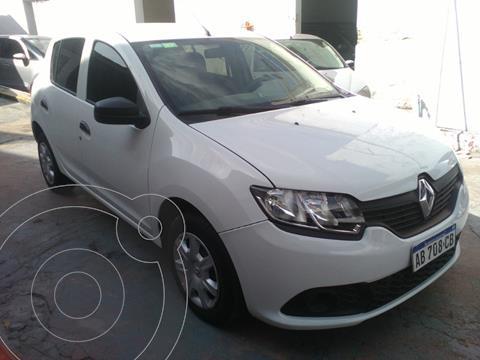 Renault Megane II Tric 1.6 Expression usado (2017) color Blanco precio $1.045.000