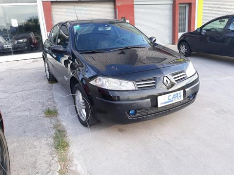 Renault Megane III Luxe usado (2008) color Negro financiado en cuotas(anticipo $400.000)