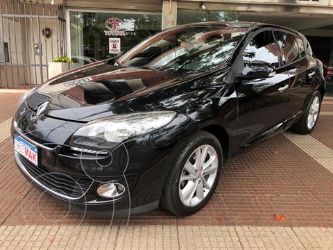 Renault Megane III Luxe usado (2013) color Negro precio $990.000