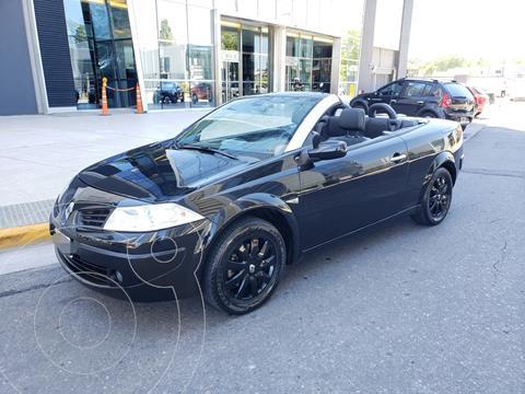 Renault Megane MEGANE II 2.0 COUPE CABRIOLET usado (2008) color Negro precio u$s12.000