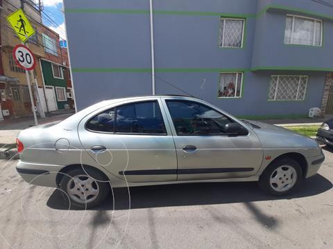Renault Megane 1.4 Unique Mec 4P usado (2001) color Verde precio $10.500.000
