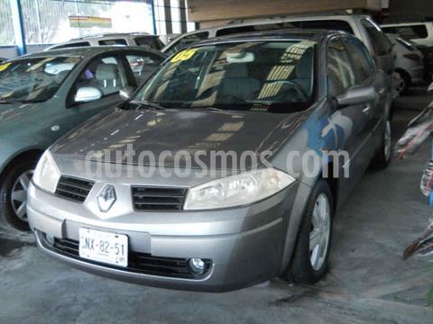 Renault Megane 2.0L 5P Expression  Aut usado (2005) color Gris precio $60,000