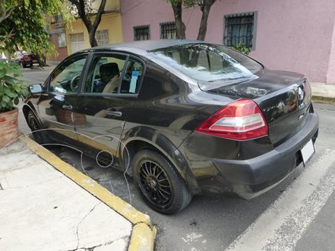 Renault Megane 2.0L 4P Comfort usado (2008) color Negro precio $65,000
