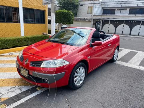 Renault Megane 2.0L CC (2007) usado (2007) color Rojo precio $109,900