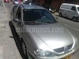 Foto venta Carro usado Renault Megane PKE color Verde precio $10.500.000
