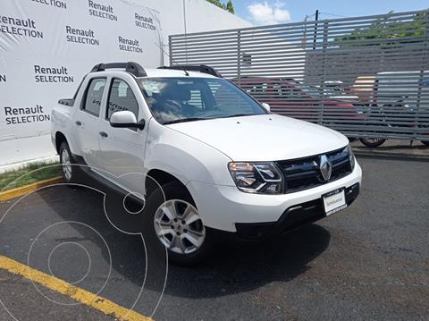 Renault Oroch Zen usado (2019) color Blanco precio $245,000