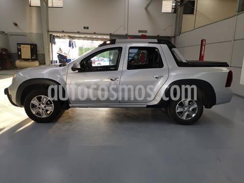 Renault Oroch Outsider Aut usado (2020) color Plata precio $319,000