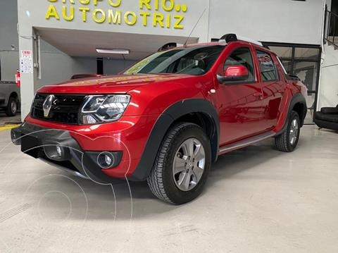 Renault Oroch Outsider usado (2019) color Rojo precio $319,000