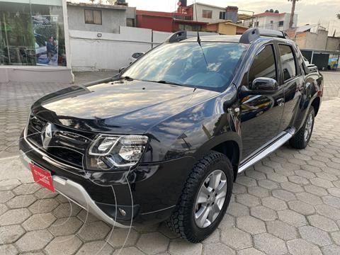 Renault Oroch Intens Aut usado (2019) color Negro precio $285,000