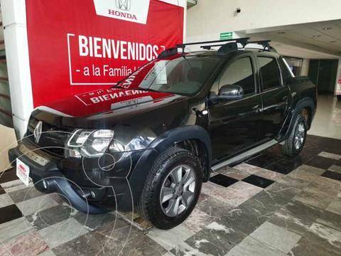 Renault Oroch Outsider Aut usado (2019) color Negro precio $299,000