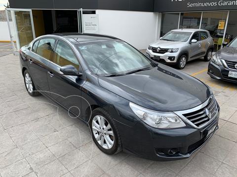 Renault Safrane 4 pts. Dynamique, 3.5l, TA, a/ac., VE, piel, Bos usado (2012) color Gris precio $138,000