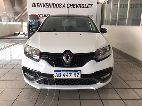 Renault Sandero RS 2.0 usado (2017) color Blanco precio $1.200.000