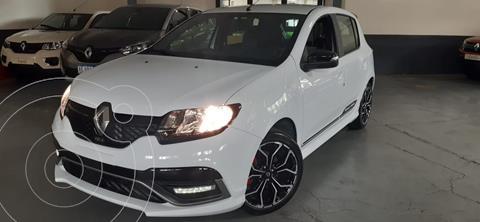 Renault Sandero RS 2.0 nuevo color Blanco financiado en cuotas(anticipo $645.000 cuotas desde $16.573)