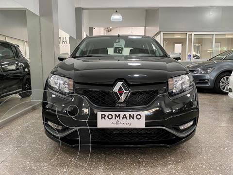 Renault Sandero RS 2.0 usado (2017) color Negro Nacre precio $1.400.000