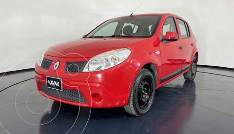 Renault Sandero R.S. Expression usado (2011) color Rojo precio $77,999