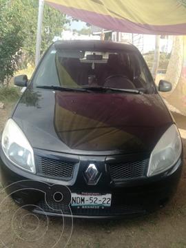 Renault Sandero R.S. Expression usado (2010) color Negro Nacre precio $64,200