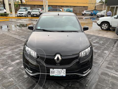 Renault Sandero R.S. 5 pts. HB R.S. 2.0l, TM6, a/ac. Aut., VE, ae, al usado (2020) color Negro precio $280,000