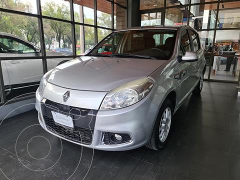 Renault Sandero R.S. Dynamique Aut usado (2013) color Gris Eclipse precio $113,000