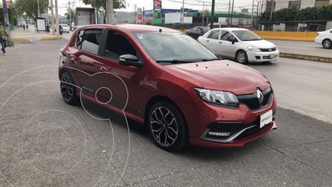 Renault Sandero R.S. 5 pts. HB R.S. 2.0l, TM6, a/ac. Aut., VE, ae, al usado (2020) color Rojo precio $285,000