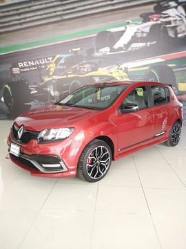 Renault Sandero R.S. Intens nuevo color Rojo Vivo precio $325,500