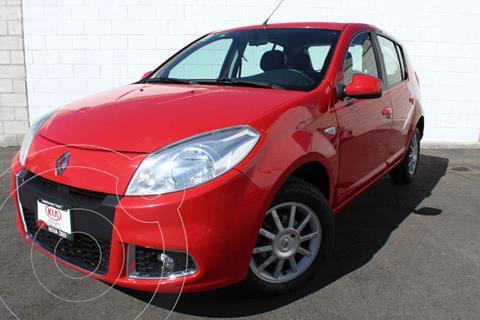 Renault Sandero R.S. Dynamique Aut usado (2014) color Rojo precio $138,000