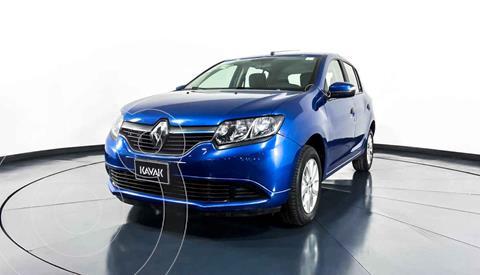 Renault Sandero R.S. Expression Aut usado (2017) color Azul precio $152,999