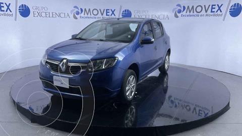Renault Sandero R.S. Expression usado (2017) color Azul precio $165,000