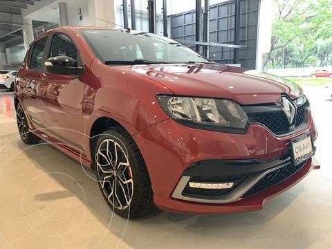 Renault Sandero R.S. Zen usado (2020) color Rojo precio $309,000