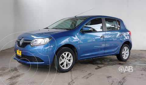 Renault Sandero R.S. Expression usado (2017) color Azul Marino precio $130,000