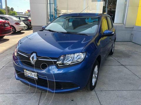 Renault Sandero R.S. Zen usado (2018) color Azul precio $177,000
