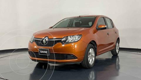 Renault Sandero R.S. Expression Aut usado (2017) color Naranja precio $142,999