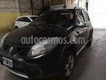 Foto venta Auto usado Renault Sandero Stepway 1.6 Confort (2010) color Negro Nacre precio $240.000