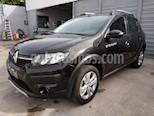 Foto venta Auto usado Renault Sandero Stepway 1.6 Privilege (2015) color Negro Nacre precio $460.000