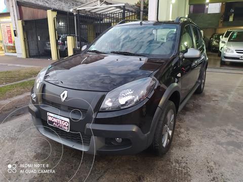 Renault Sandero Stepway 1.6 Rip Curl usado (2012) color Negro Nacre precio $1.090.000