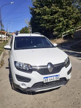Renault Sandero Stepway 1.6 Dynamique usado (2017) color Blanco Glaciar precio $1.300.000