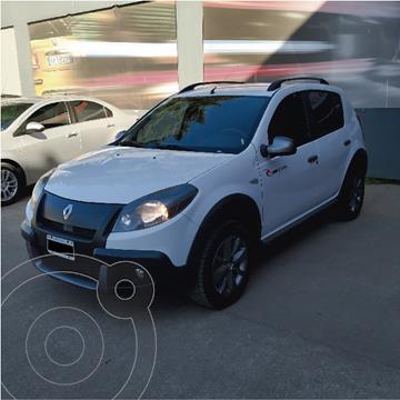 Renault Sandero Stepway 1.6 Rip Curl usado (2012) color Blanco precio $1.150.000