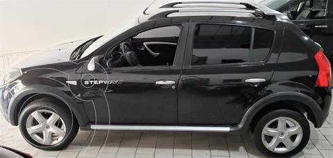 Renault Sandero Stepway 1.6 Confort usado (2011) color Negro precio $835.000