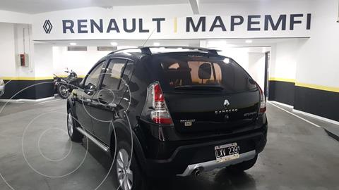 Renault Sandero Stepway 1.6 Expression usado (2012) color Negro Nacre precio $998.000