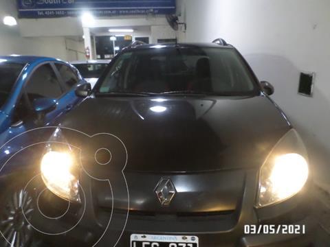 foto Renault Sandero Stepway 1.6L Rip Curl usado (2012) color Negro precio $910.000