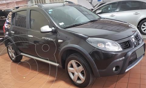 Renault Sandero Stepway 1.6 Confort usado (2011) color Negro precio $795.000