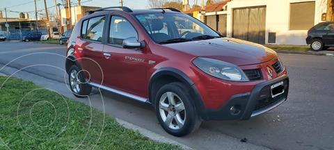 Renault Sandero Stepway 1.6 Confort usado (2010) color Rojo Fuego precio $980.000