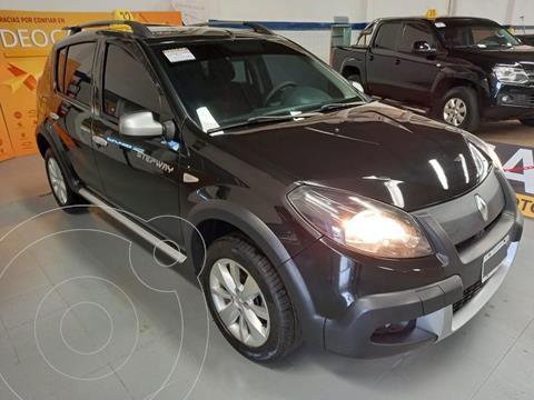 Renault Sandero Stepway 1.6 Privilege usado (2013) color Negro Nacre precio $1.100.000