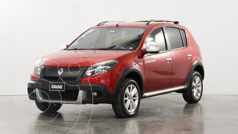 Renault Sandero Stepway 1.6 Confort usado (2012) color Rojo Fuego precio $1.040.000