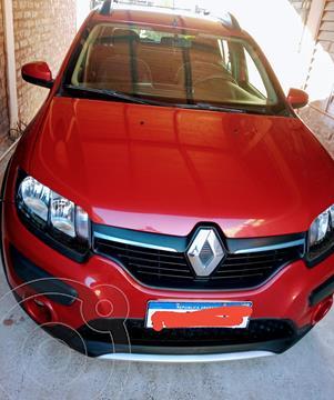 Renault Sandero Stepway 1.6 Expression usado (2018) color Rojo Fuego precio $1.500.000