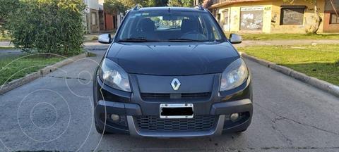 Renault Sandero Stepway 1.6 Rip Curl usado (2013) color Negro Nacre precio $1.390.000