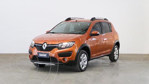 Renault Sandero Stepway 1.6 Privilege usado (2018) color Naranja precio $1.900.000