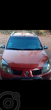 Renault Sandero Stepway 1.6 Luxe usado (2009) color Rojo Fuego precio $850.000